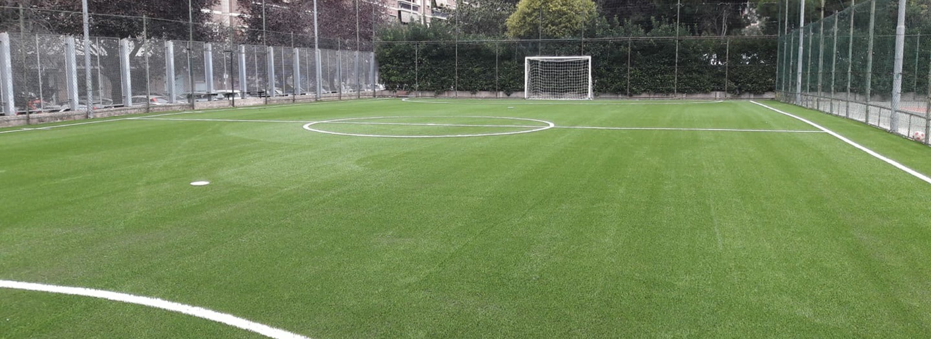 campo calcio a 5 roma san gaspare